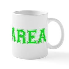 bay area2 green Mug
