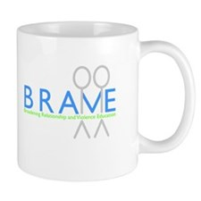 BRAVE Logo Mug