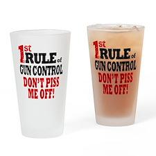 DontPissMeOff copy Drinking Glass