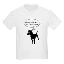 Patterdale Terrier Kids T-Shirt