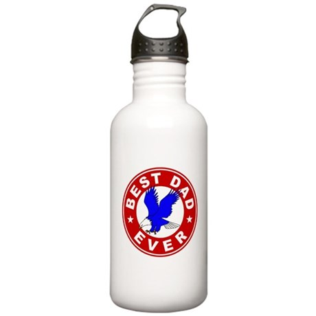 Best Dad Ever Water Bottle