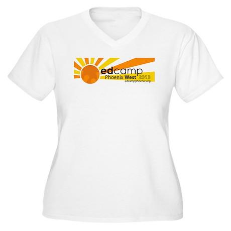 Edcamp Phoenix West 2013 Official Logo Plus Size T