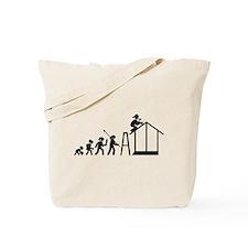 Home Builder Tote Bag