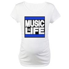 music life blue Shirt