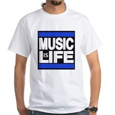 music life blue T-Shirt