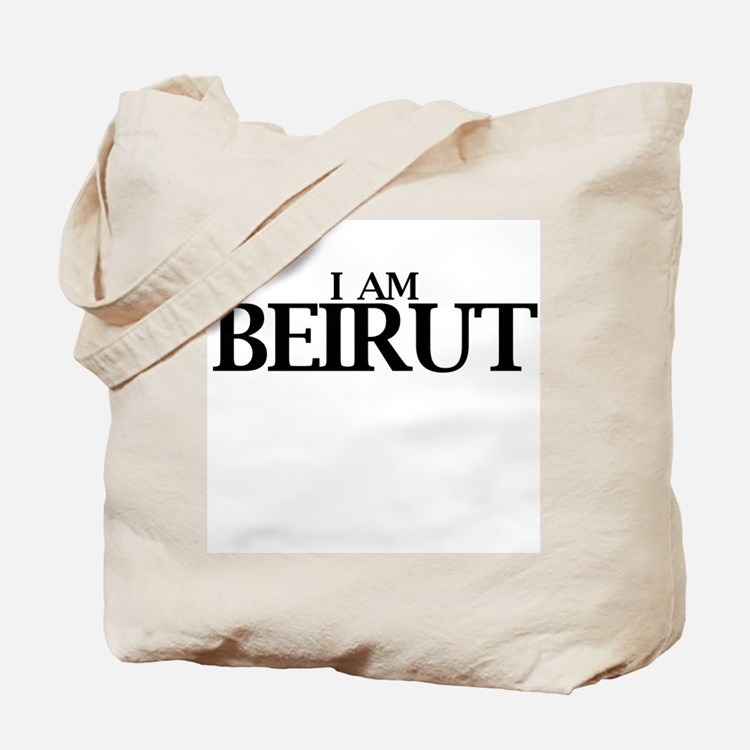 I am Beirut Tote Bag
