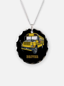 Bus Driver Necklace