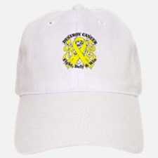 Destroy Sarcoma Cancer Baseball Baseball Cap