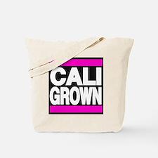 caligrown pink Tote Bag