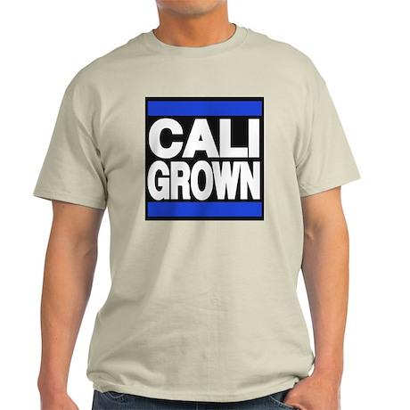 caligrown blue T-Shirt