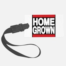 homegrown red Luggage Tag