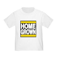 homegrown yellow T-Shirt