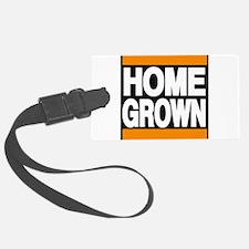 homegrown orange Luggage Tag