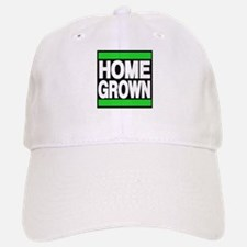 homegrown green Baseball Baseball Baseball Cap