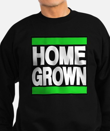 homegrown green Sweatshirt