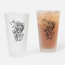 Goldstar Motor Drinking Glass