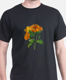 Lynchis Grandiflora by Pierre Joseph Redoute T-Shirt