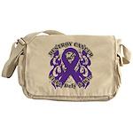 Destroy GIST Cancer Messenger Bag