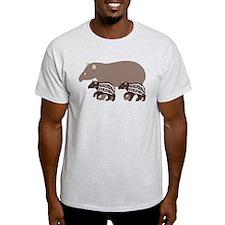 Tapir Family A T-Shirt