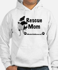 Unique Rescue mom Hoodie