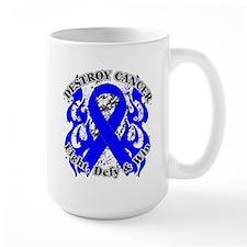 Destroy Colon Cancer Mug