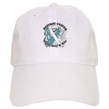 Destroy Cervical Cancer Baseball Cap