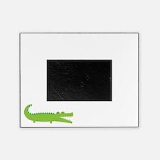 Alligator Picture Frame