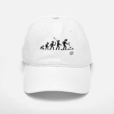 Metal Detecting Baseball Baseball Cap