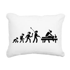 Massage Rectangular Canvas Pillow