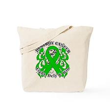 Destroy Bile Duct Cancer Tote Bag