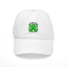 Destroy Bile Duct Cancer Baseball Cap