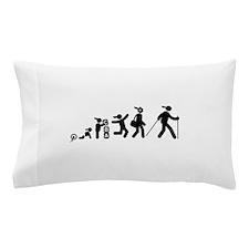 Nordic Walking Pillow Case