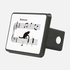 Cat Toying with Note v.2 Hitch Cover
