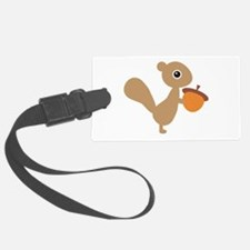 squirrel Luggage Tag