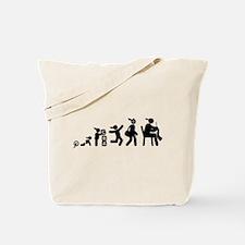 Crocheting Tote Bag