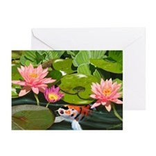 Koi Greeting Cards (Pk of 10)