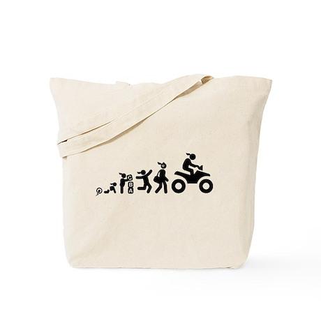 ATV Riding Tote Bag