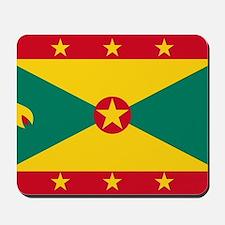 Flag of Grenada Mousepad