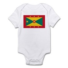 Flag of Grenada Infant Bodysuit