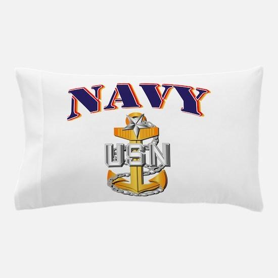 Navy - NAVY - SCPO Pillow Case