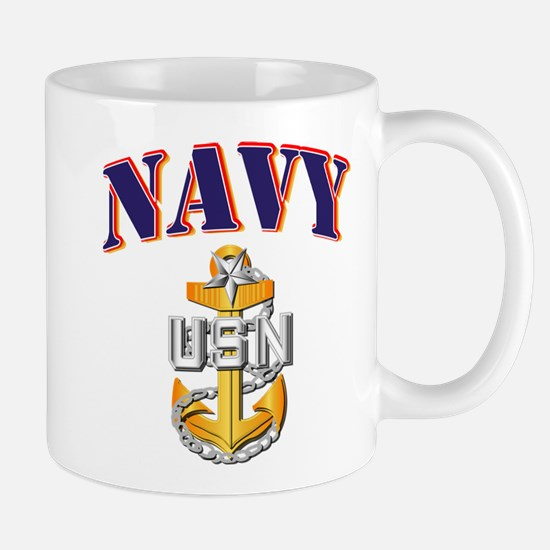 Navy - NAVY - SCPO Mug