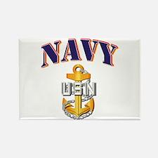 Navy - NAVY - CPO Rectangle Magnet