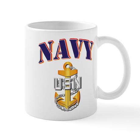 Navy - NAVY - CPO Mug