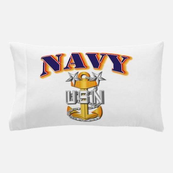 Navy - NAVY - MCPO Pillow Case