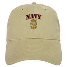 Navy - NAVY - MCPO Baseball Cap