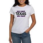 Belly Dance Texas Women's T-Shirt