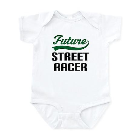 Future Street Racer Infant Bodysuit