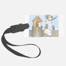 Air Mail Luggage Tag