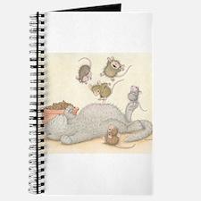 Kitty Trampoline Journal