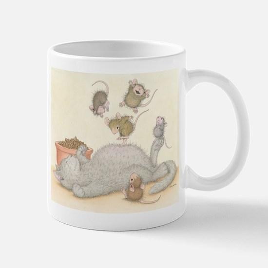 Kitty Trampoline Mug